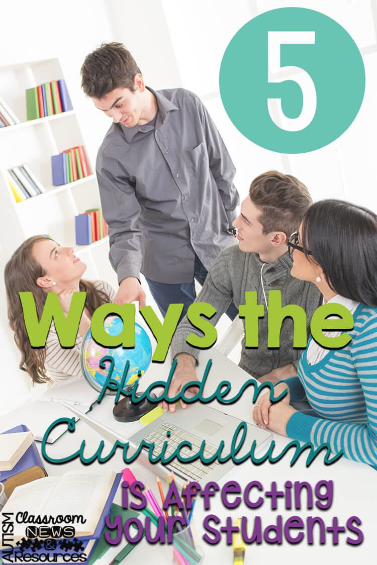 5 Ways The Hidden Curriculum Is Affecting Your Students Autism