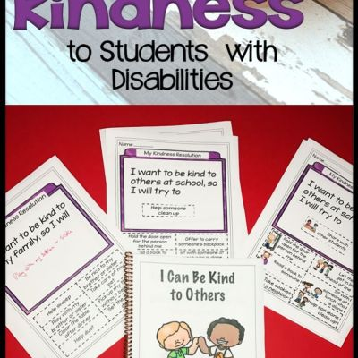 #KindnessRules: Teaching the Concept of Kindness (Freebie!)