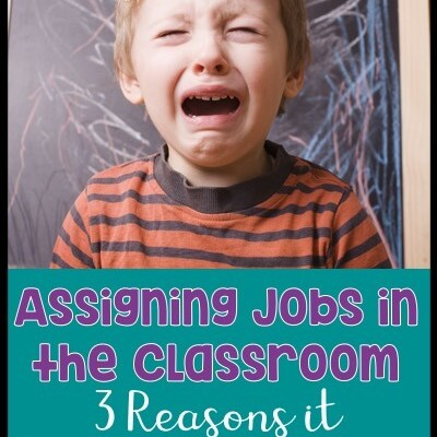 Assigning Jobs in the Classroom: 3 Reasons It Improves Behavior