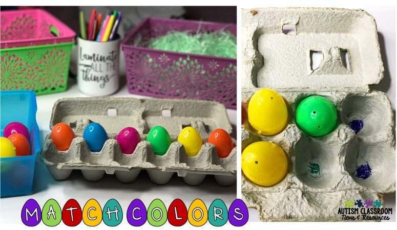 Plastic easter eggs can be such a fun way to make learning more engaging. You can use them for so many activities with little preparation. Quick, easy, and the kids love them. Check out 22 ways to win!