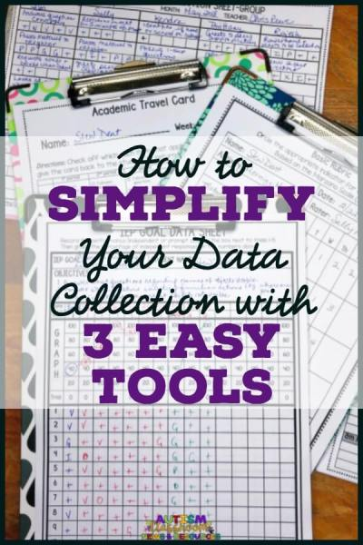 How to Simplify Your Data Collection with 3 Easy Tools