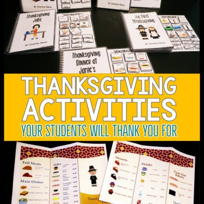 Thanksgiving Activities Your Students Will Thank You For