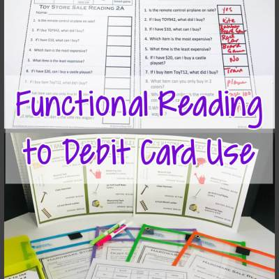 Tools for Teaching Functional Literacy and Real-Life Money Skills