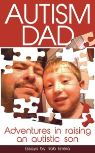 Autism Dad book cover