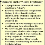 ashley treatment