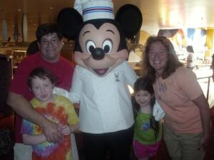 DisneyFamilyMickey