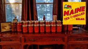 Image taken from the Maine Tex Grilled Salsa Kickstarter page