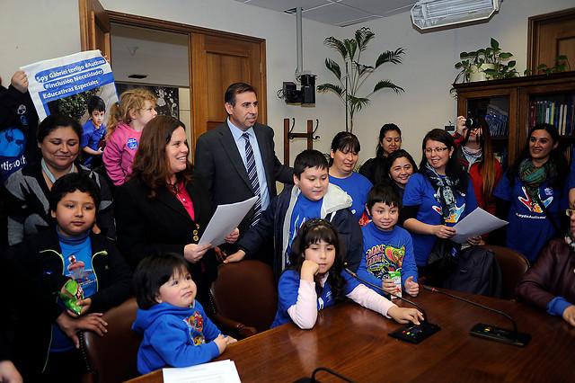 Diputados Ley De Autismo