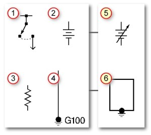 Master Automotive Wiring Diagrams and Electrical Symbols