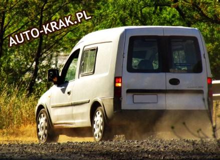 Opel Combo - przykładowy samochód często wyposażany w silnik 1.3CDTi