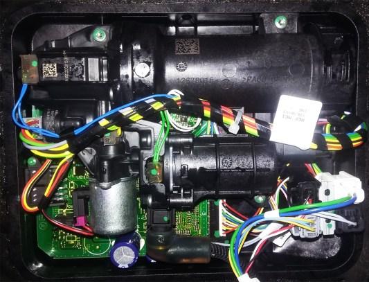 Elektronika sterująca modułem AdBlue w 1.6HDi