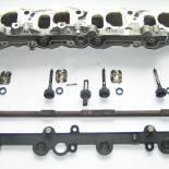 Urwana klapa w kolektorze ssącym silnik 1.9 JTDM