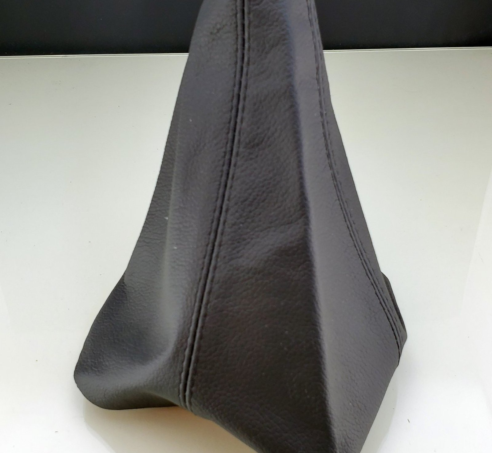 Leather Gear Shift Gaiter Cover Sleeve Fit LAND ROVER RANGE ROVER