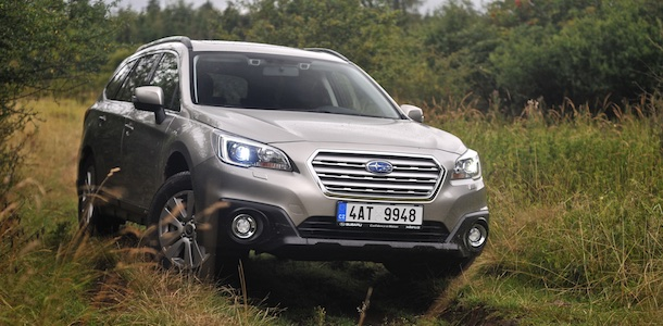 Test Subaru Outback 2.0D Lineatronic