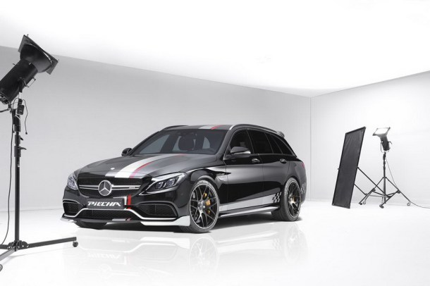 Mercedes-AMG C63 Piecha Design