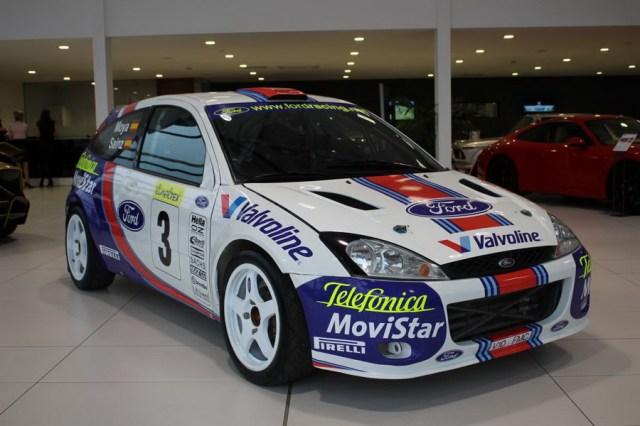 Ford Focsu WRC 1