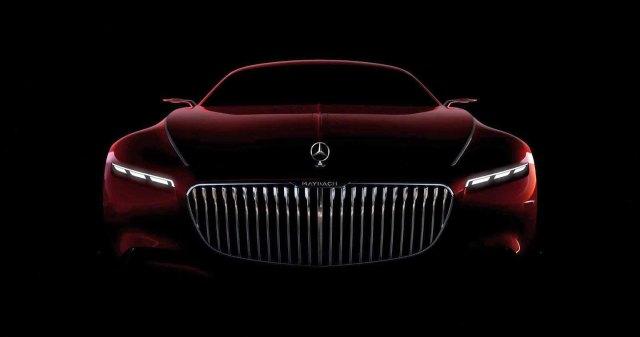 Mercedes-Maybach 6 1