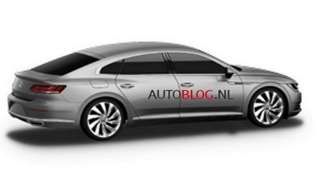 Volkswagen CC 02