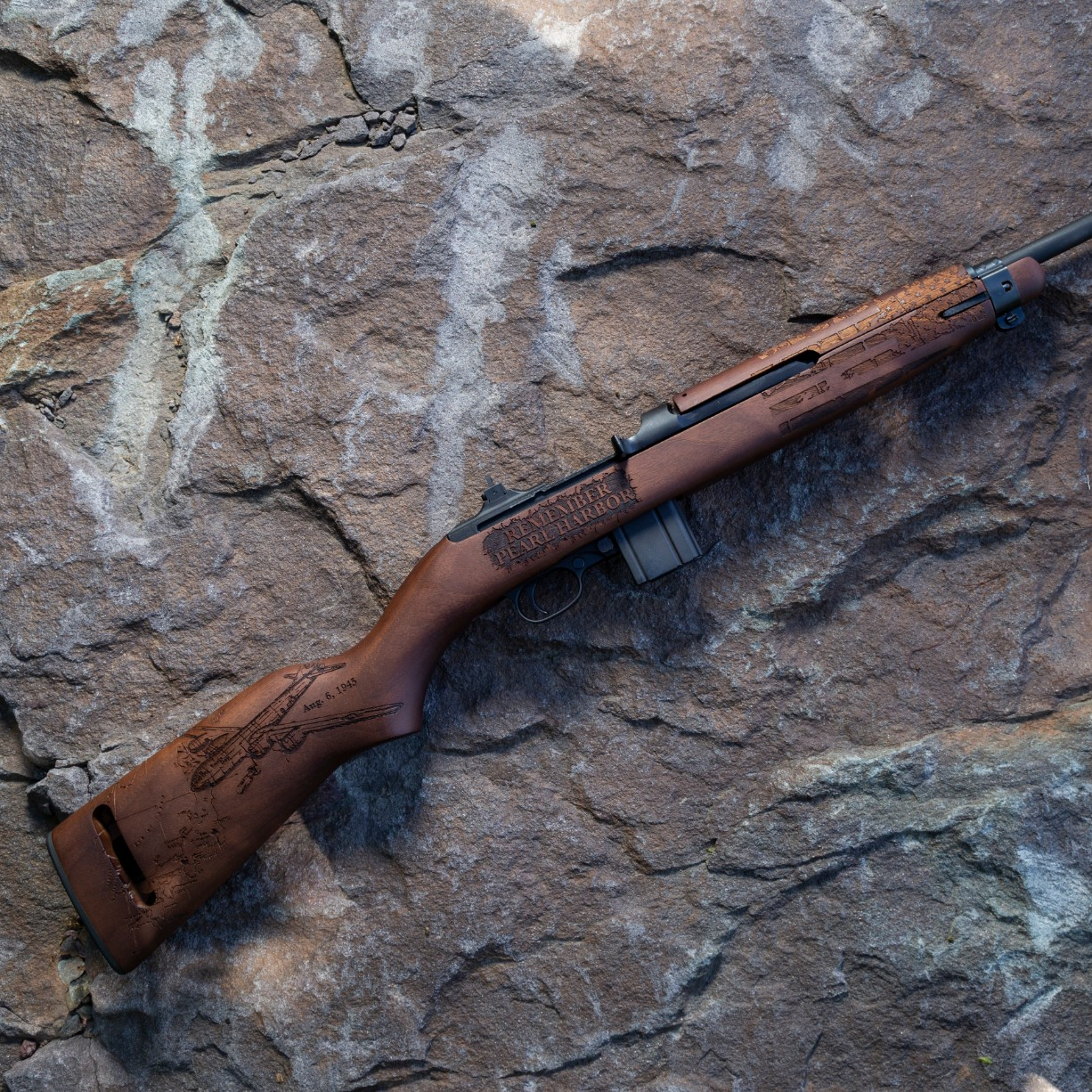 Vengeance Wwii Custom M1 Carbine