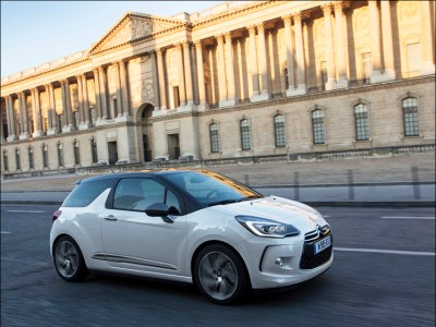 Citroen DS3 Facelift. Foto: Citroen.