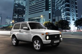 Lada 4x4 Urban. Foto: Lada Automobile.