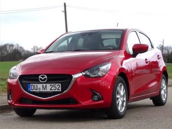 Mazda2 1.5 Exclusive Edition. Foto: Petra Grünendahl.