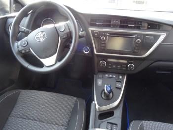 Toyota Auris Touring Sports Hybrid. Foto: Petra Grünendahl.