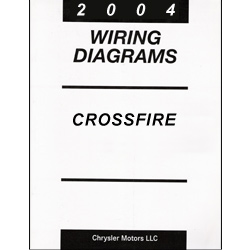 2004 Chrysler Crossfire Wiring Diagrams