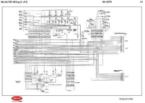 Detroit Diesel DDEC II Engine Electrical Wiring Diagrams