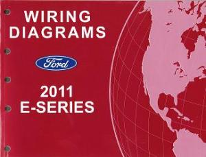 2011 Ford ESeries Factory Wiring Diagrams