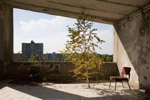 Hotel Polissia Terrace, Pripyat