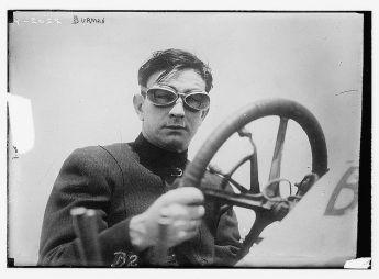 pilote auto ancienne