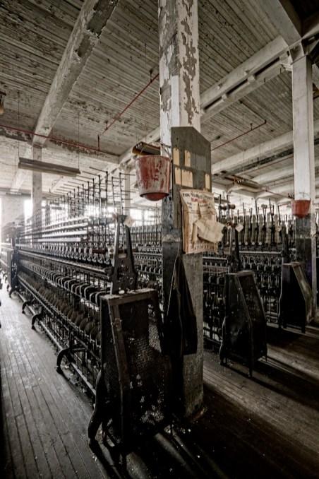 industrie à l'abandon