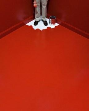 red border man