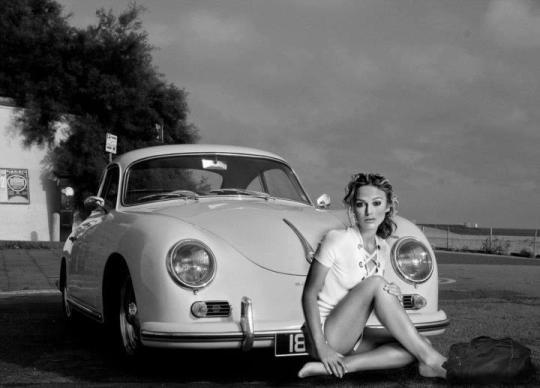 Porsche 356 classy