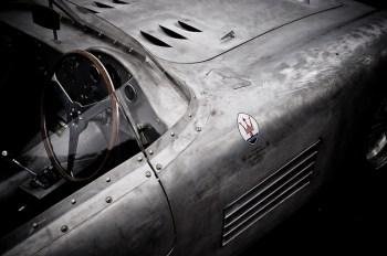 85 Maserati alu brut