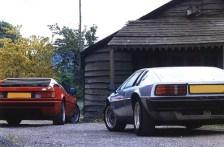 88 Lotus Esprit BMW M1
