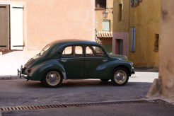 Renault 4CV 1952