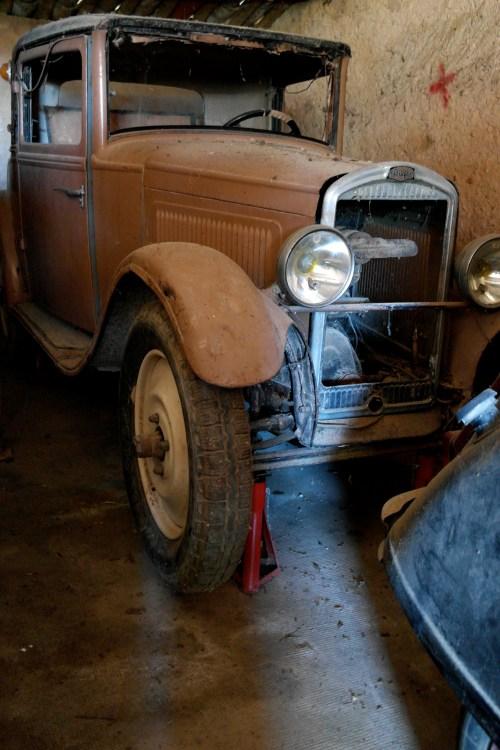 Peugeot 201 coupé Docteur