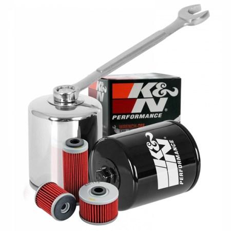 filtres à huile K&n