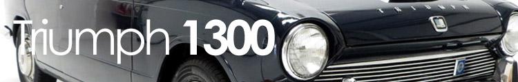 baneau triumph 1300