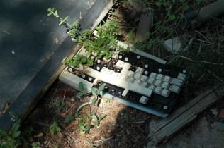 bureaux michelin clavier