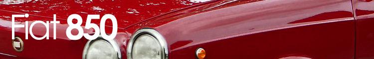 Fiat 850 banne