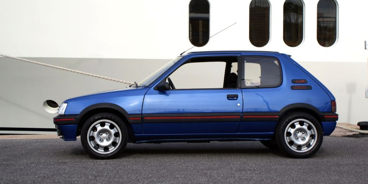 Peugeot 205 gti 1993