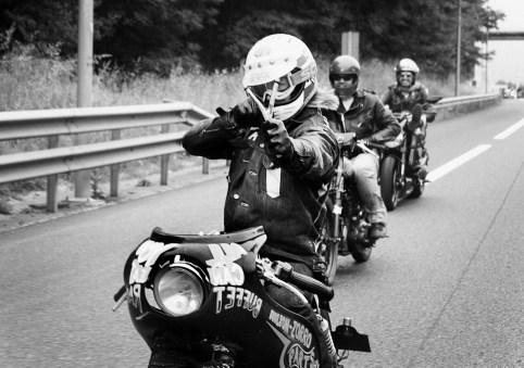 combat moto