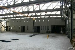 usine bugatti deserte