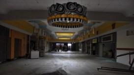 magasin abandonné