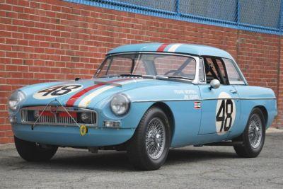 mg b 1964 racing