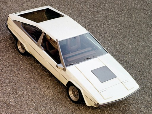 Jaguar Bertone Ascott