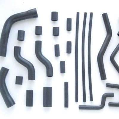 Durites Silicone Type E